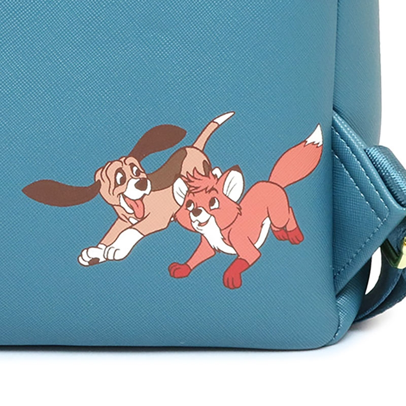 【Loungefly】トッド&コッパー ミニリュック きつねと猟犬