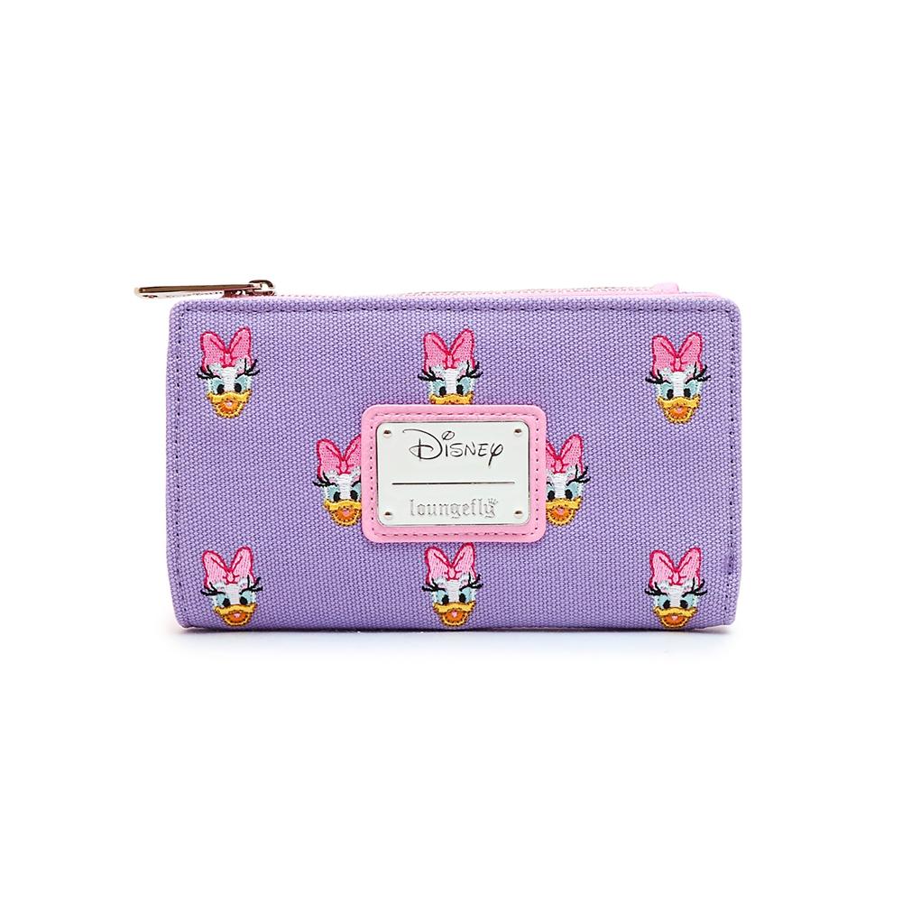【Loungefly】デイジー 財布・ウォレット 刺繍