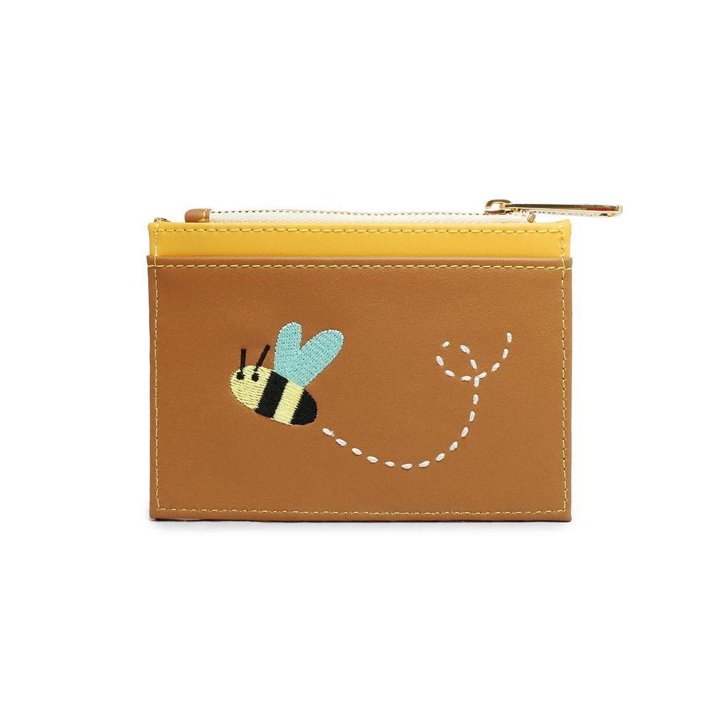 【Loungefly】くまのプーさん ミツバチ カードケース