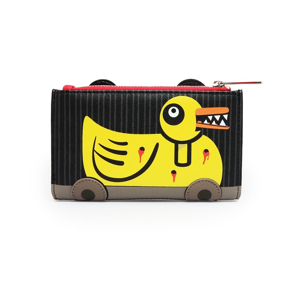 【Loungefly】ヴァンパイア・テディ&キラーダック 財布・ウォレット ナイトメアー・ビフォア・クリスマス