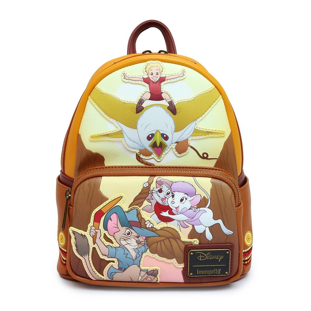 【Loungefly】ディズニーキャラクター ミニリュック ビアンカの大冒険 ~ゴールデン・イーグルを救え!