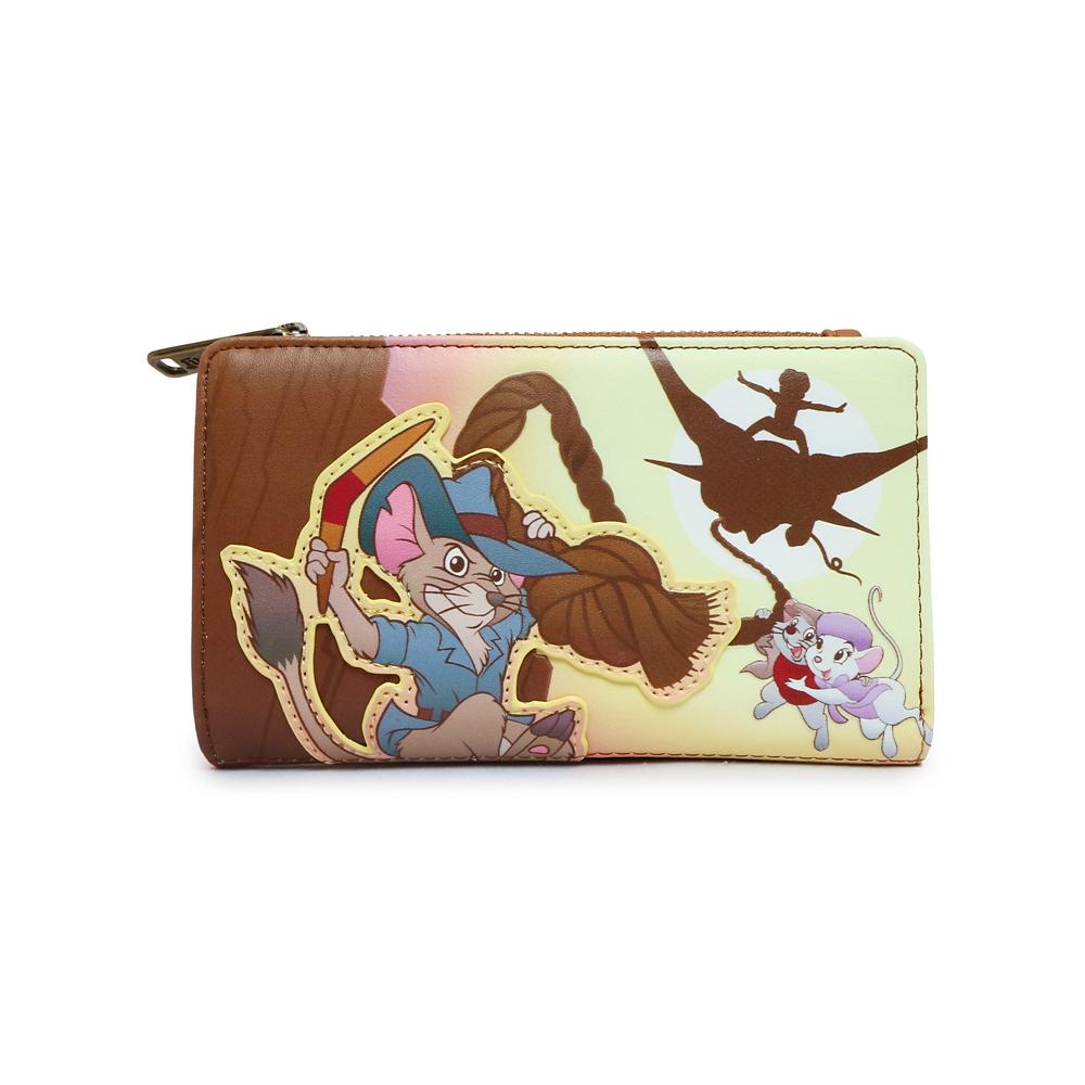 【Loungefly】ディズニーキャラクター 財布・ウォレット ビアンカの大冒険 ~ゴールデン・イーグルを救え!