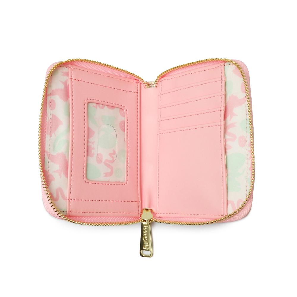 【Loungefly】シンデレラ 財布・ウォレット ピンクドレス 70周年