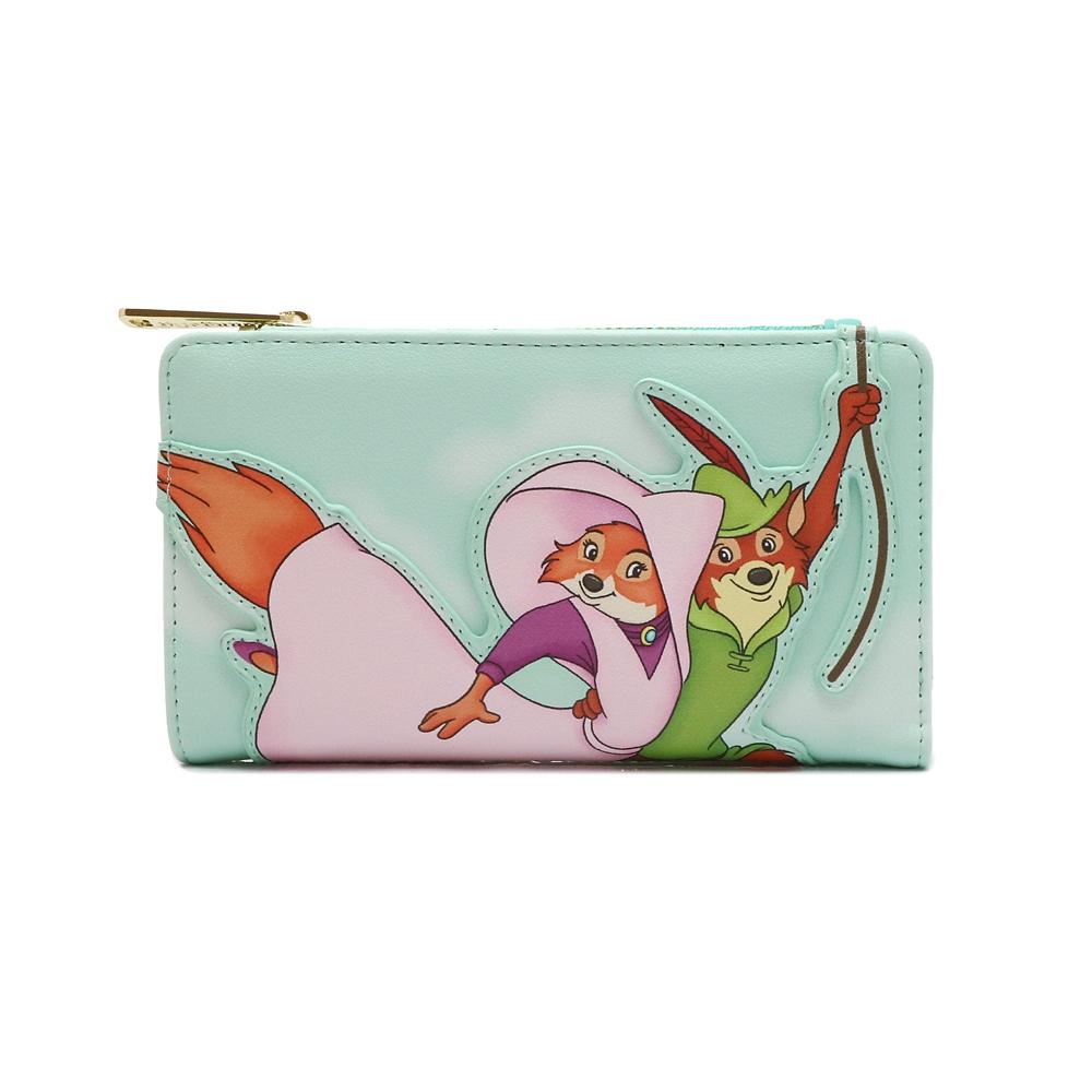 【Loungefly】ロビン・フッド&マリアン姫 財布・ウォレット 救出