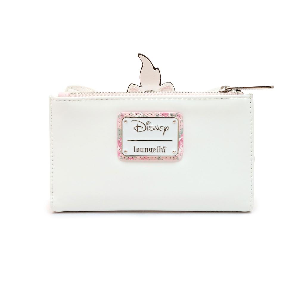【送料無料】【Loungefly】マリー おしゃれキャット 財布・ウォレット フローラル