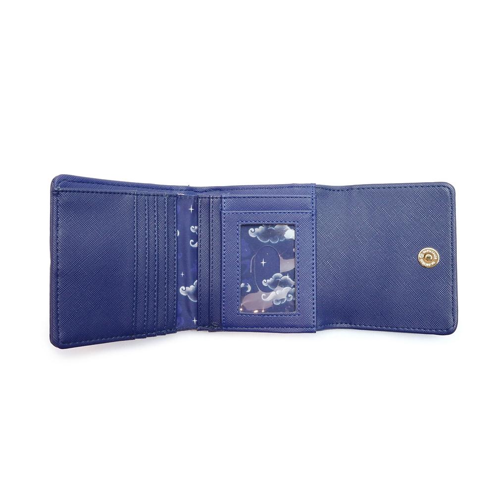 【Loungefly】ジャスミン&ラジャー  財布・ウォレット 二つ折り アラジン