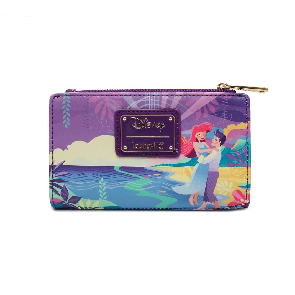 【Loungefly】リトル・マーメイド 財布・ウォレット キャッスル・コレクション