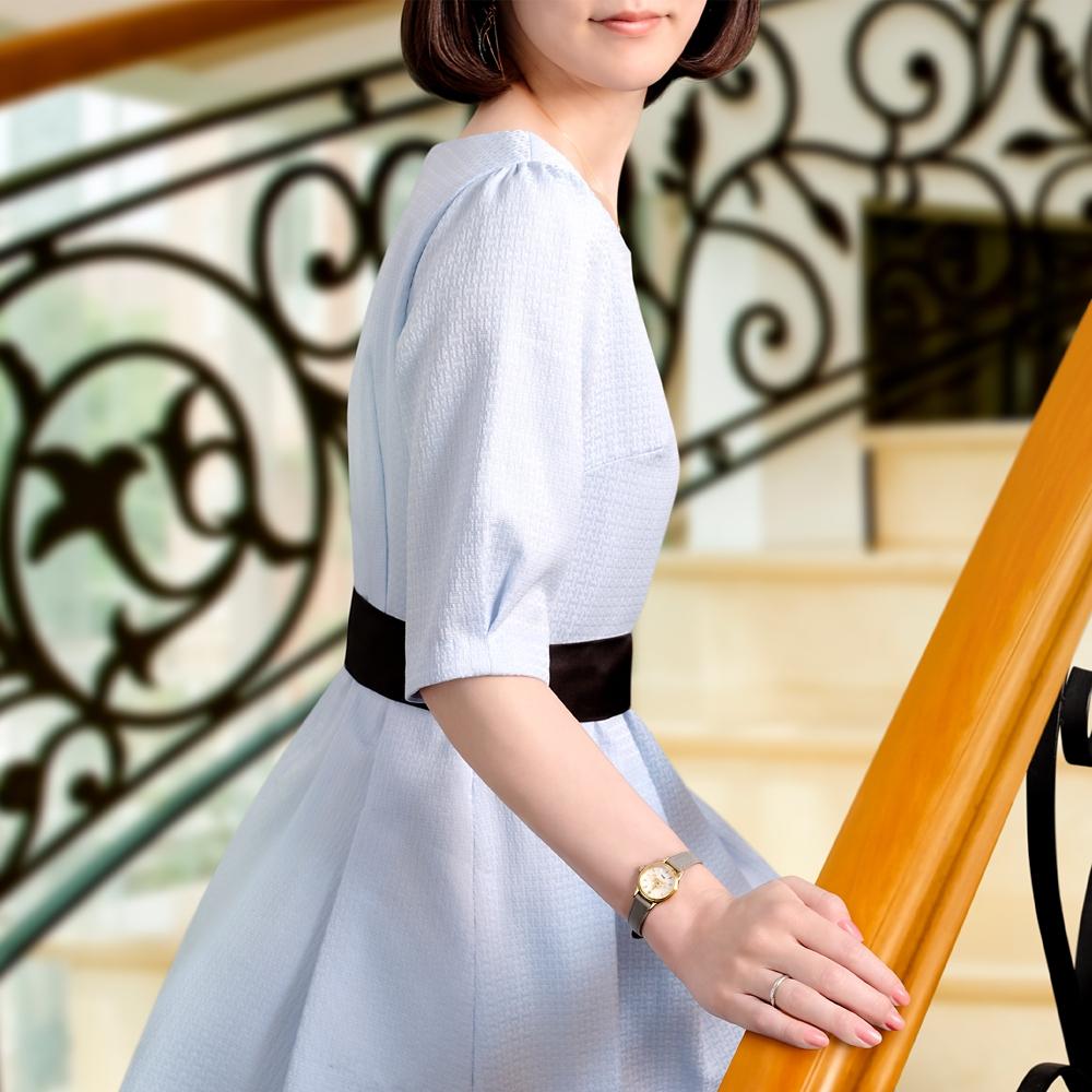 """【ケイウノ】Piece of Time""""Cinderella"""" -シンデレラ/時計 TQZD-1006"""