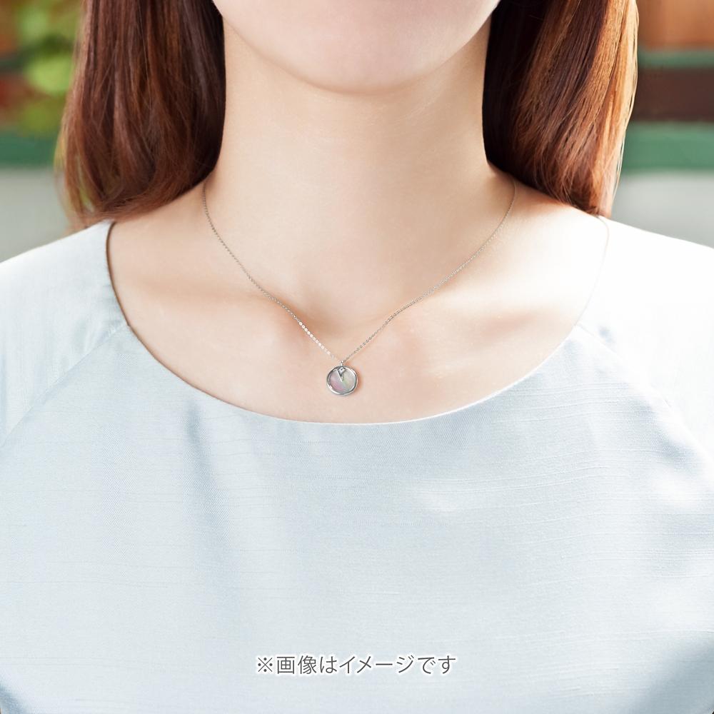 【ユートレジャー】Dream シンデレラ/ネックレス シルバーNDE-103