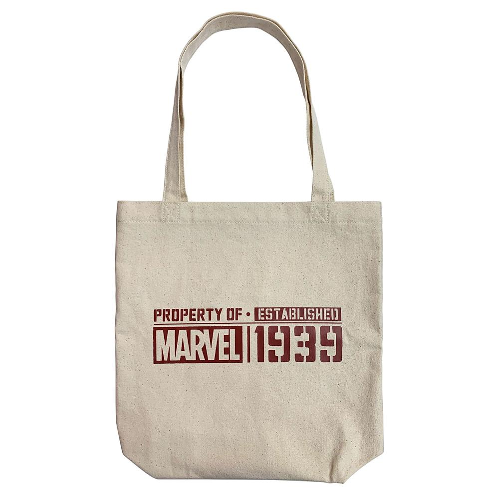 MARVEL 80YEARS トートバッグ