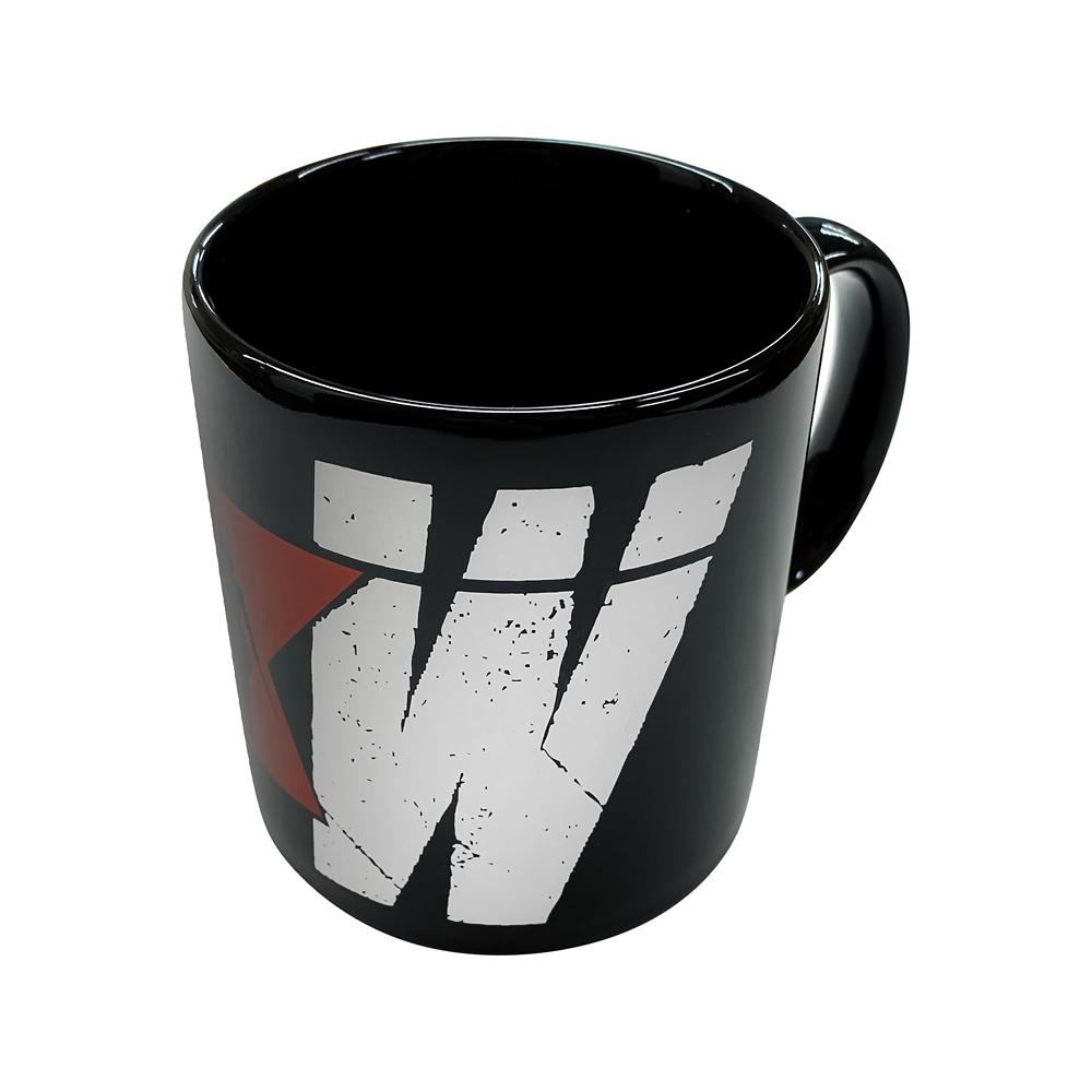 ブラック・ウィドウ マグカップ
