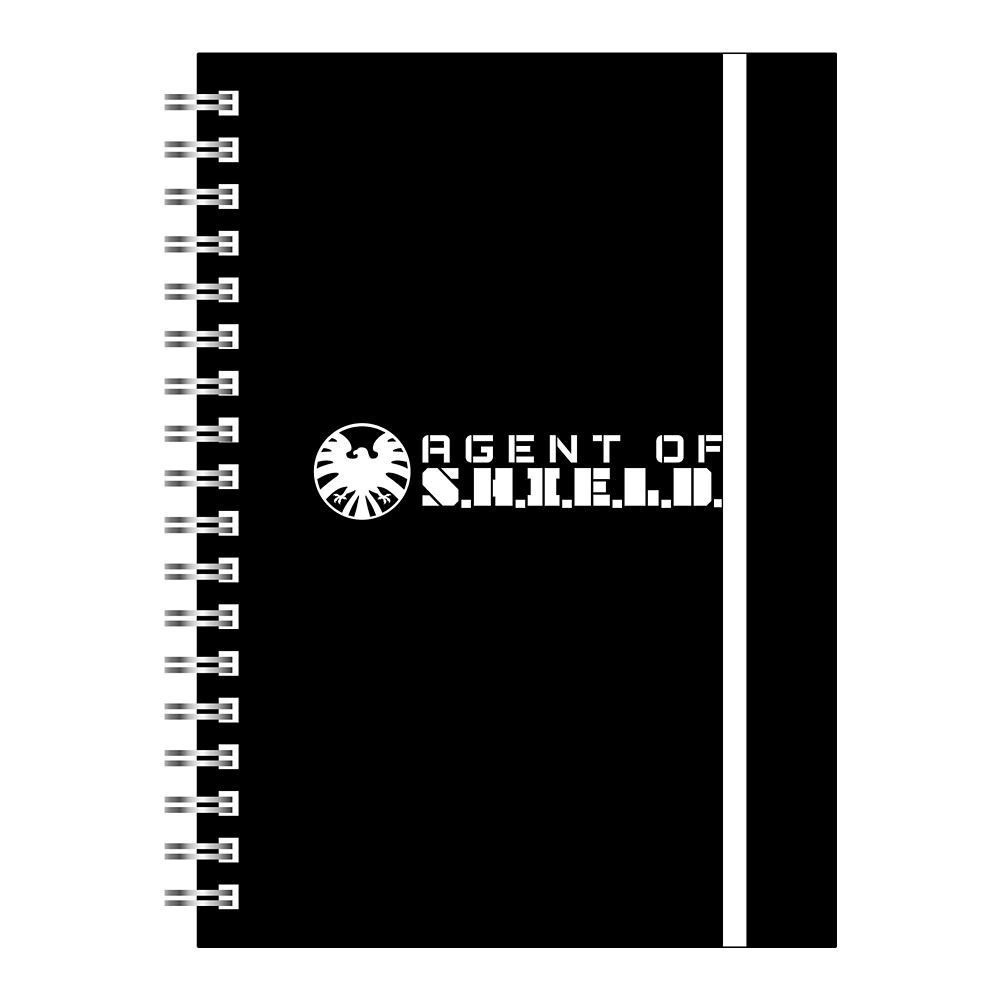 S.H.I.E.L.D./ゴムバンド付きリングノート