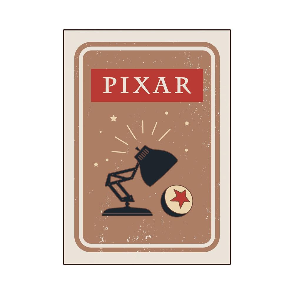 PIXAR パタパタメモ