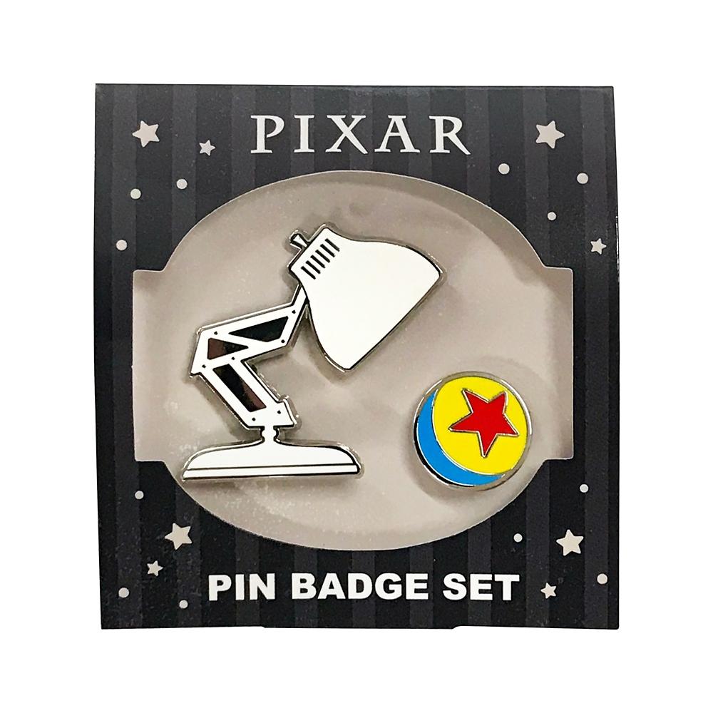 PIXAR ピンバッジセット