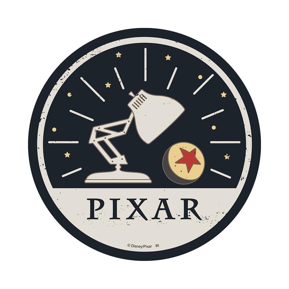 PIXAR ダイカットステッカー