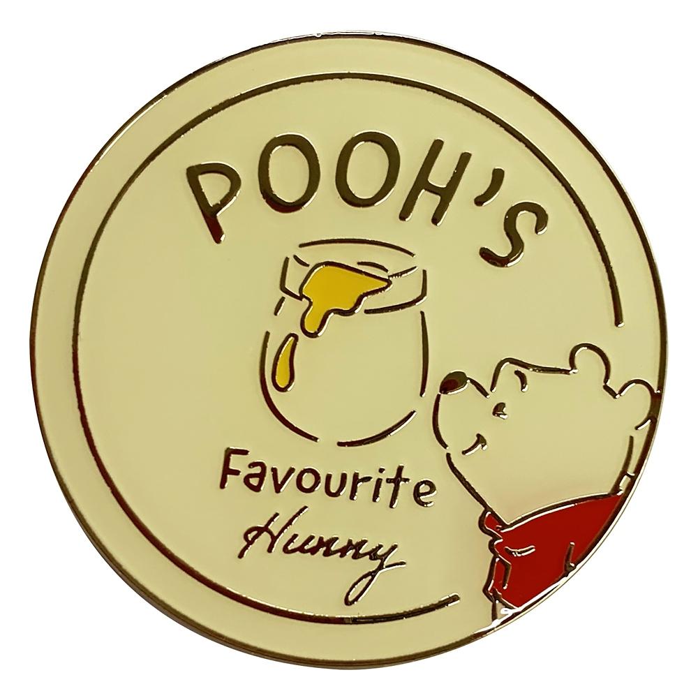 Winnie the Pooh ピンッバッジセットA
