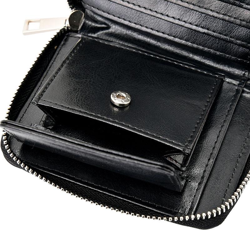 マーベル 財布・ウォレット チャーム付き ブラック ロゴ