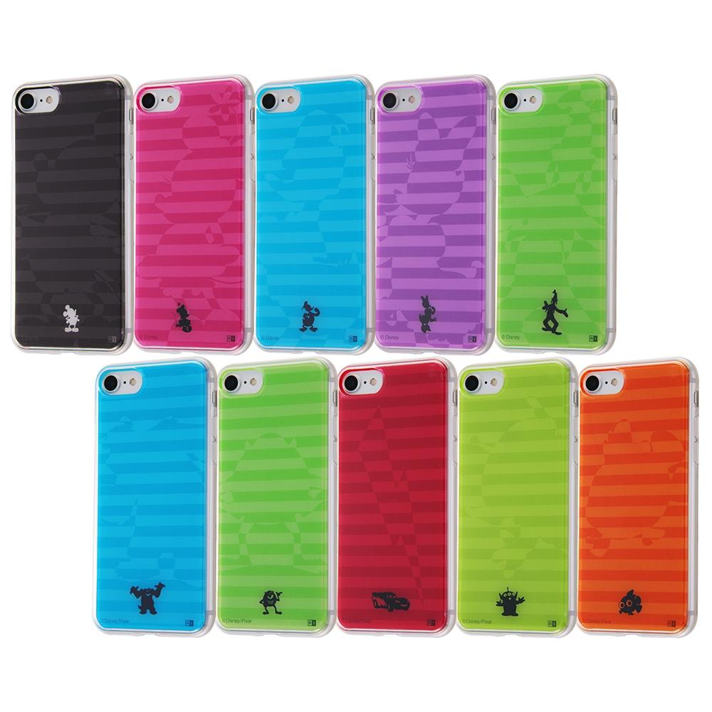 iPhone SE(第2世代)/iPhone 8/iPhone 7/TPUケース+背面パネル OTONA カーズ11【受注生産】