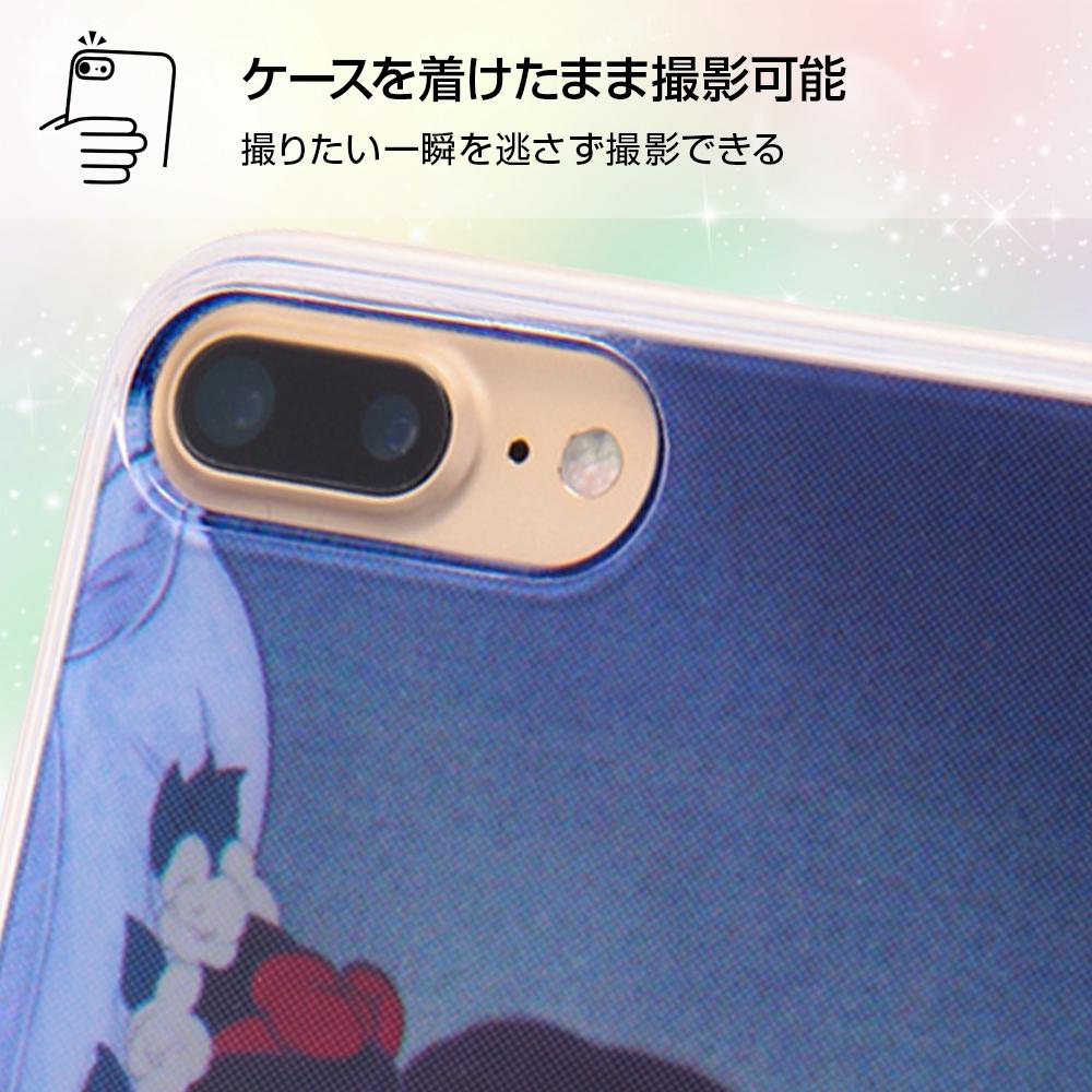 iPhone 7 Plus/8 Plus モンスターズ・インク/TPUケース+背面パネル /モンスターズ・インク6【受注生産】