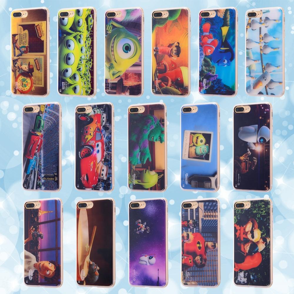 iPhone 7 Plus/8 Plus ファインディング・ニモ/TPUケース+背面パネル /ファインディング・ニモ3【受注生産】