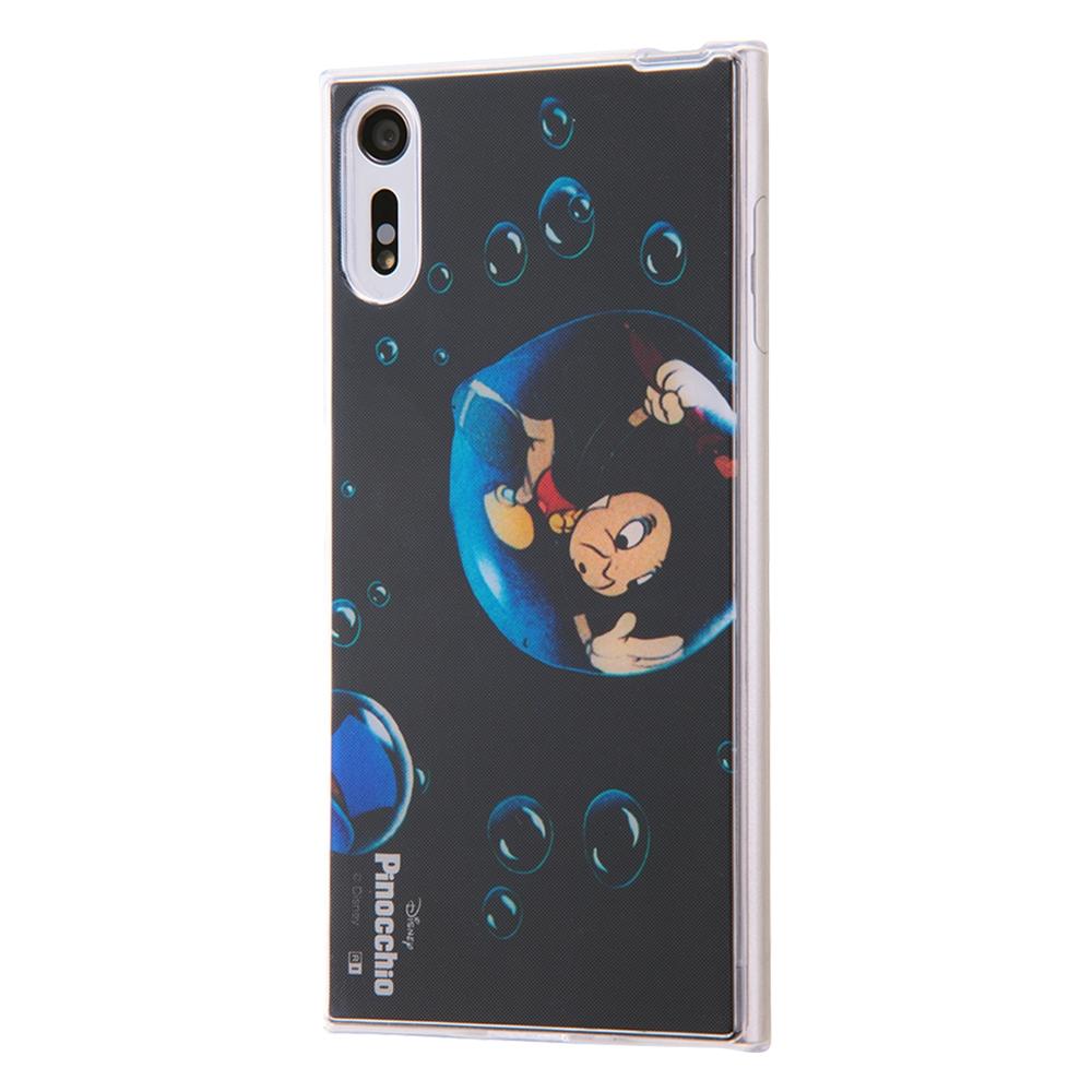 Xperia XZ TPUケース+背面パネル ピノキオ5 名場面【受注生産】