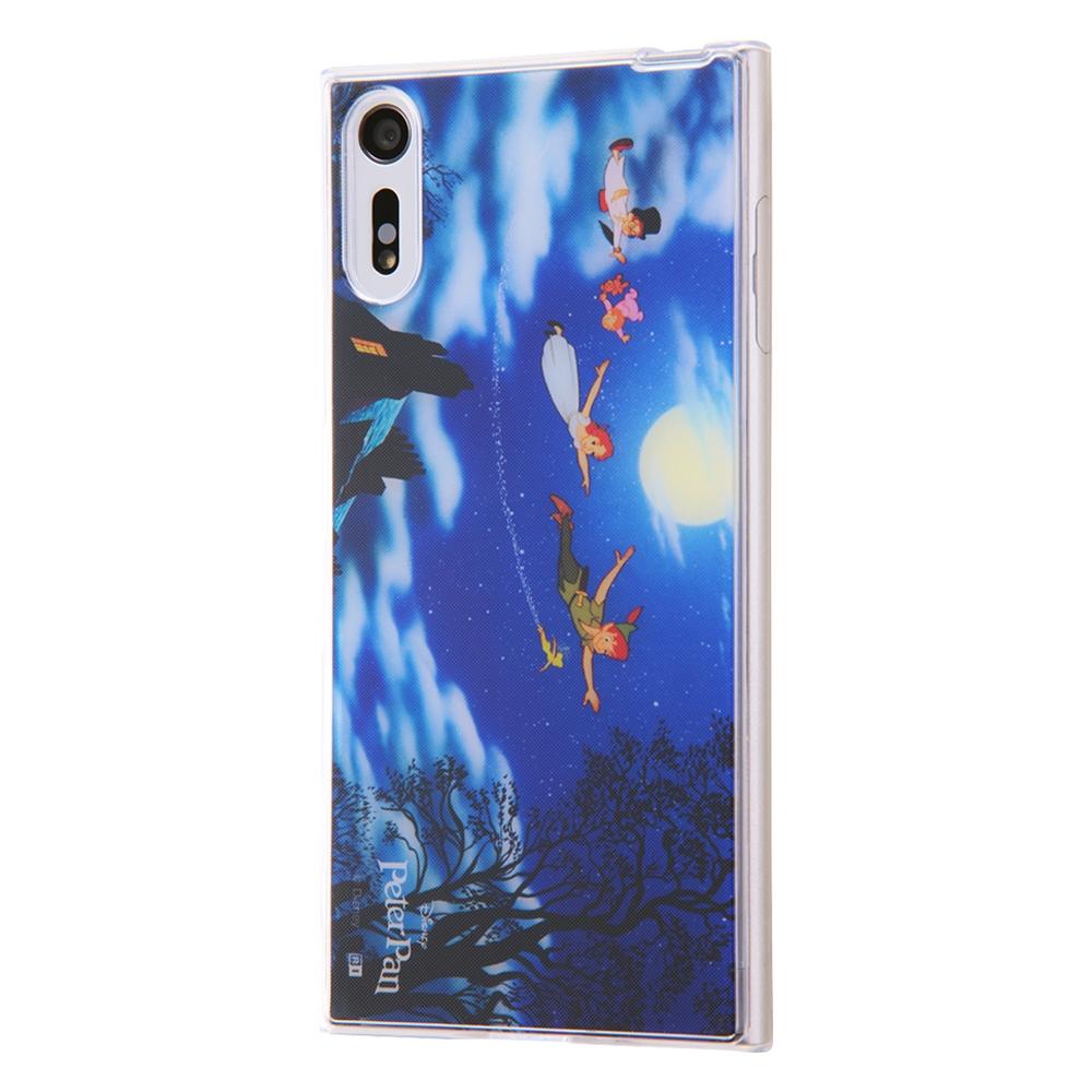 Xperia XZ TPUケース+背面パネル ピーターパン10 名場面【受注生産】