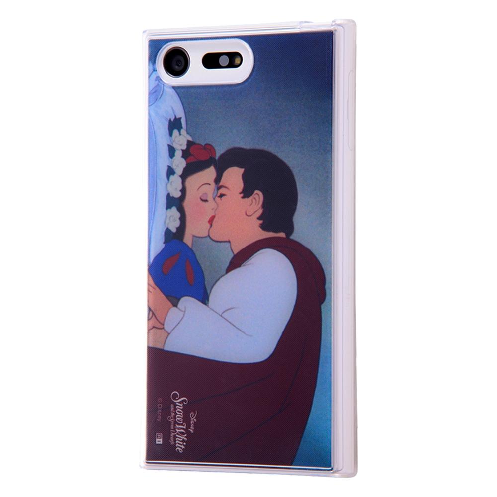 Xperia X Compact TPUケース+背面パネル 白雪姫8 名場面【受注生産】