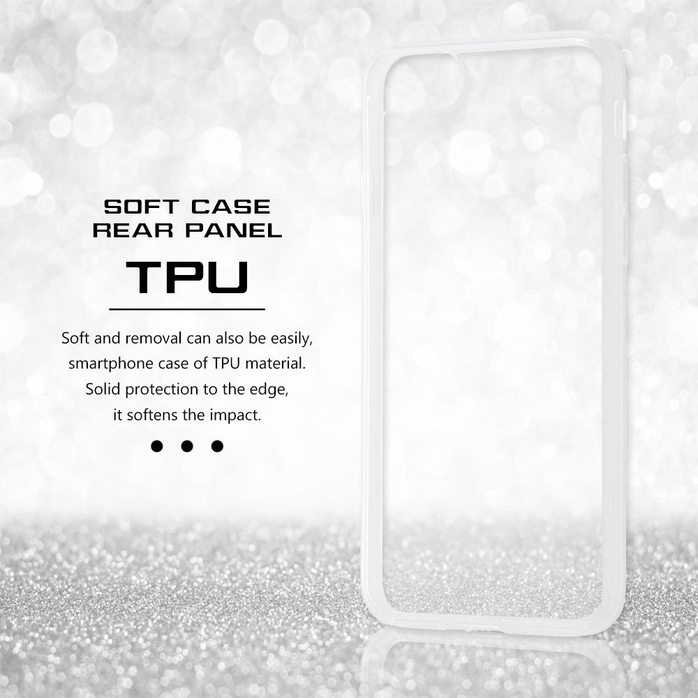 Xperia X Compact TPUケース+背面パネル ふしぎの国のアリス9 名場面【受注生産】