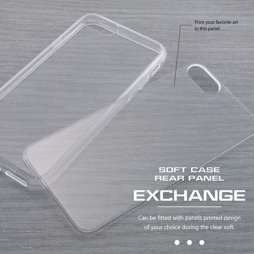 Xperia X Compact TPUケース+背面パネル モンスターズ・インク5 名場面【受注生産】