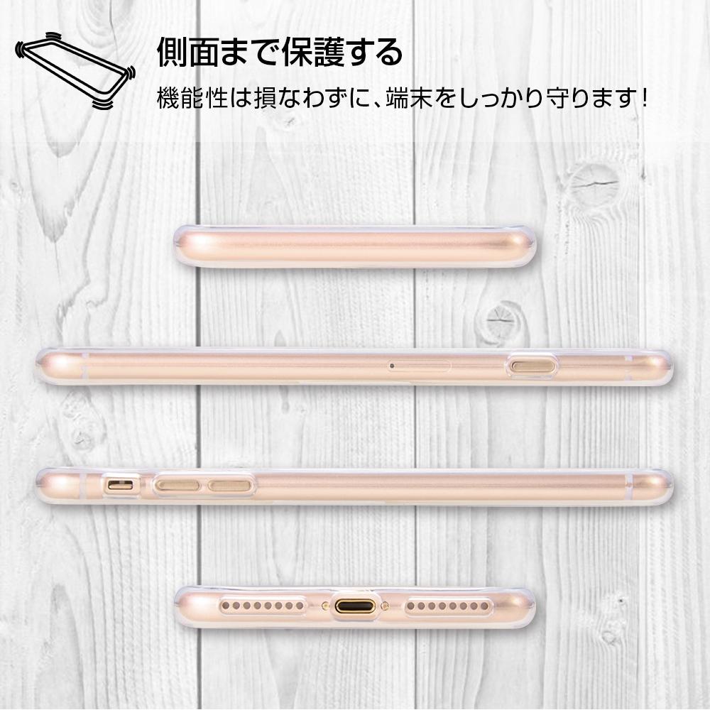 iPhone 7 Plus/8 Plus/TPUケース+背面パネル OTONA モンスターズ・インク13【受注生産】