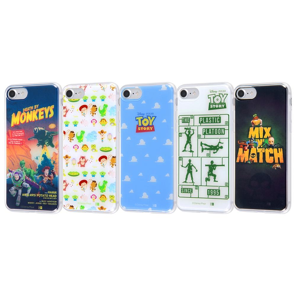 iPhone SE(第2世代)/iPhone 8/iPhone 7/ディズニーキャラクター/TPUケース+背面パネル /『トイ・ストーリー』_19【受注生産】