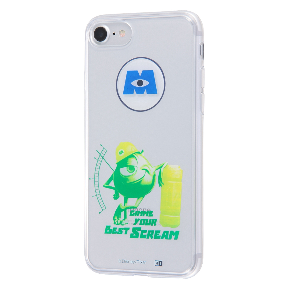 iPhone SE(第2世代)/iPhone 8/iPhone 7/ディズニーキャラクター/TPUケース+背面パネル /『モンスターズ・インク』_16【受注生産】