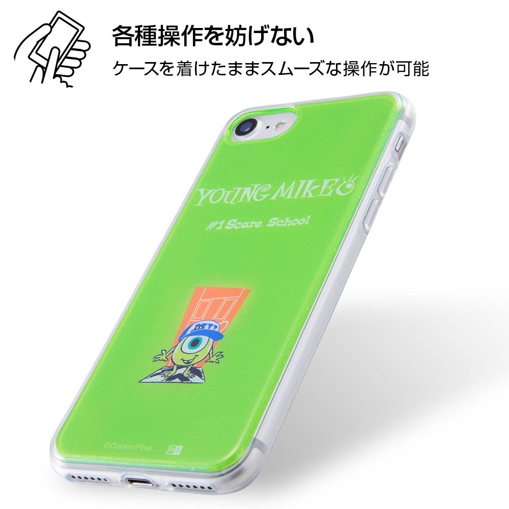 iPhone SE(第2世代)/iPhone 8/iPhone 7/ディズニーキャラクター/TPUケース+背面パネル /『モンスターズ・インク』_18【受注生産】