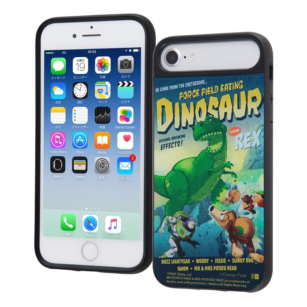 iPhone SE(第2世代)/iPhone 8/iPhone 7/iPhone 6s/iPhone 6耐衝撃ケースキャトル/ディズニーキャラクター パネル/『トイ・ストーリー』_1【受注生産】