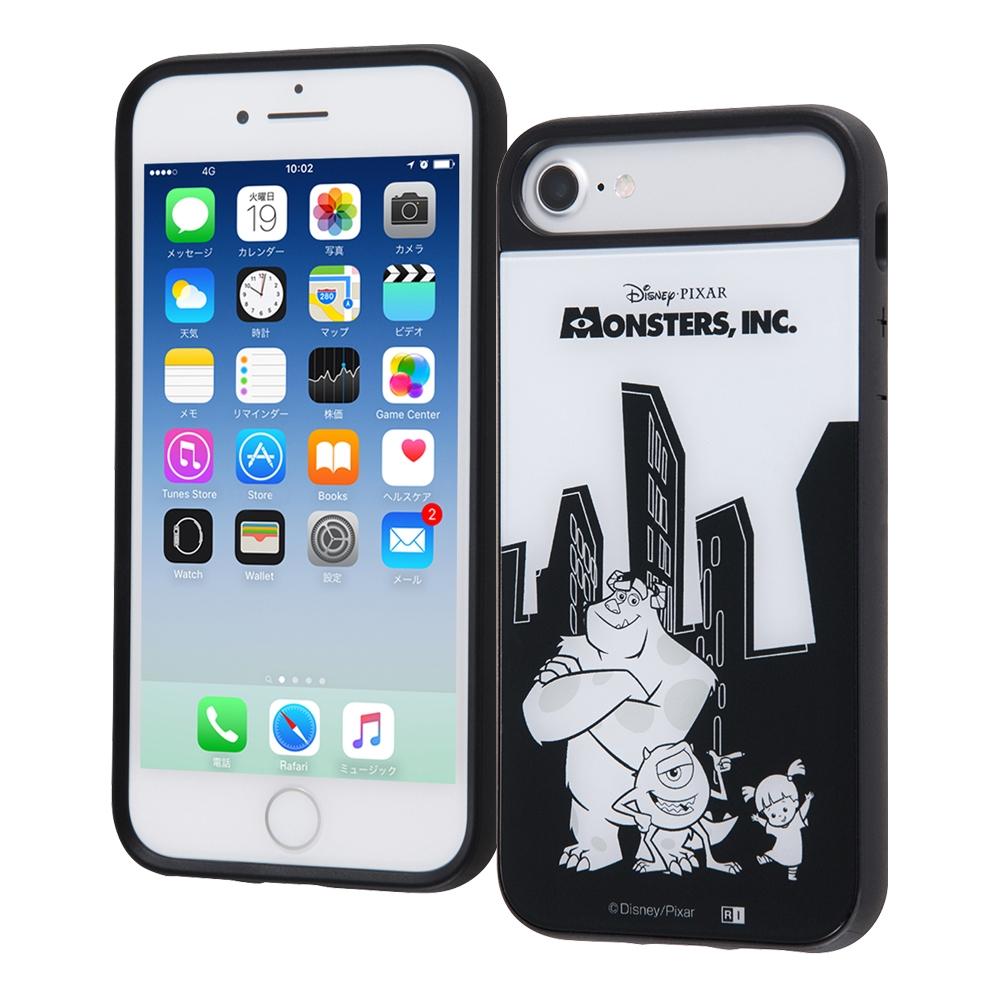 iPhone SE(第2世代)/iPhone 8/iPhone 7/iPhone 6s/iPhone 6耐衝撃ケースキャトル/ディズニーキャラクター パネル/『モンスターズ・インク』_1【受注生産】