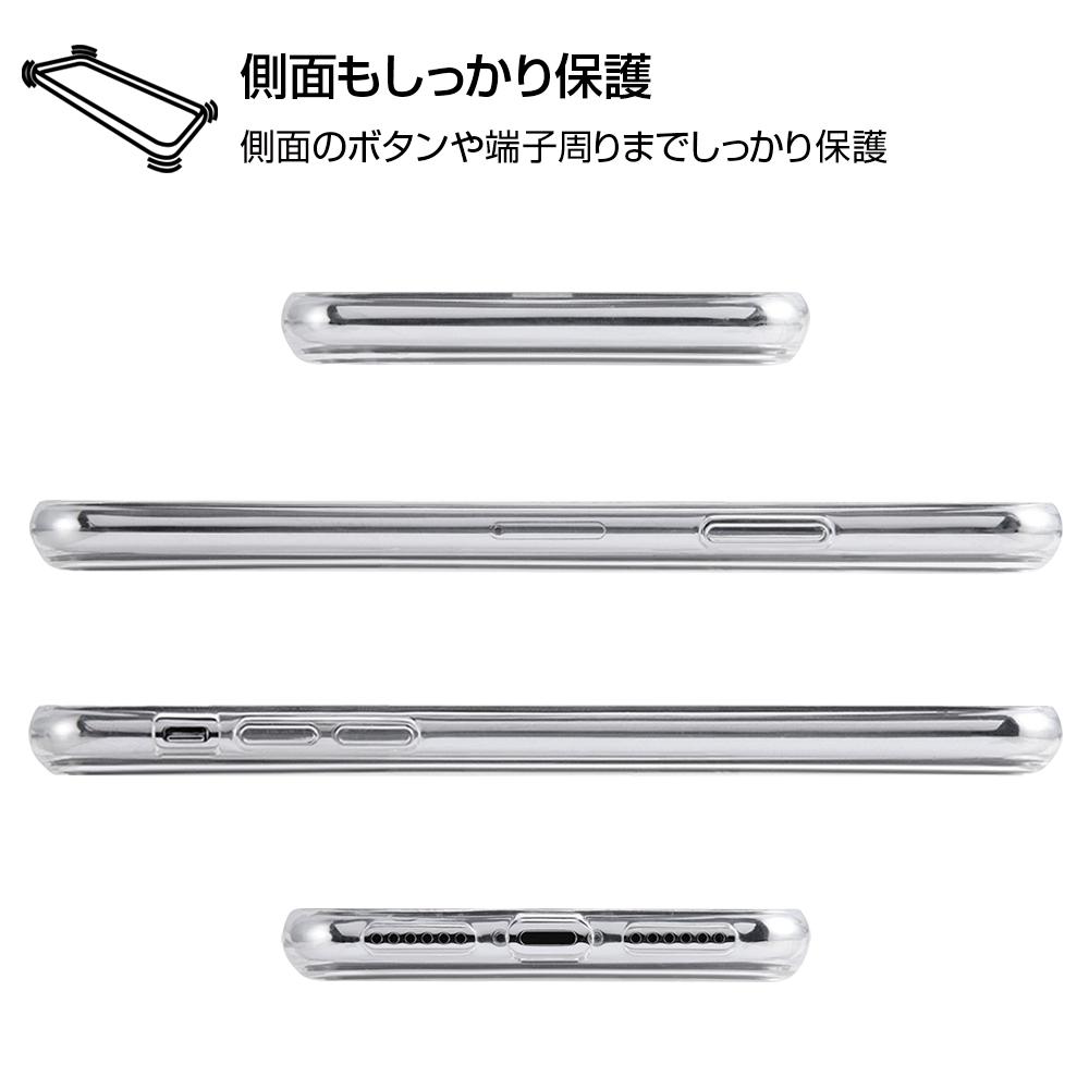 iPhone XS/X ディズニーキャラクター/TPUケース+背面パネル/『ディズニーハロウィン』_3【受注生産】