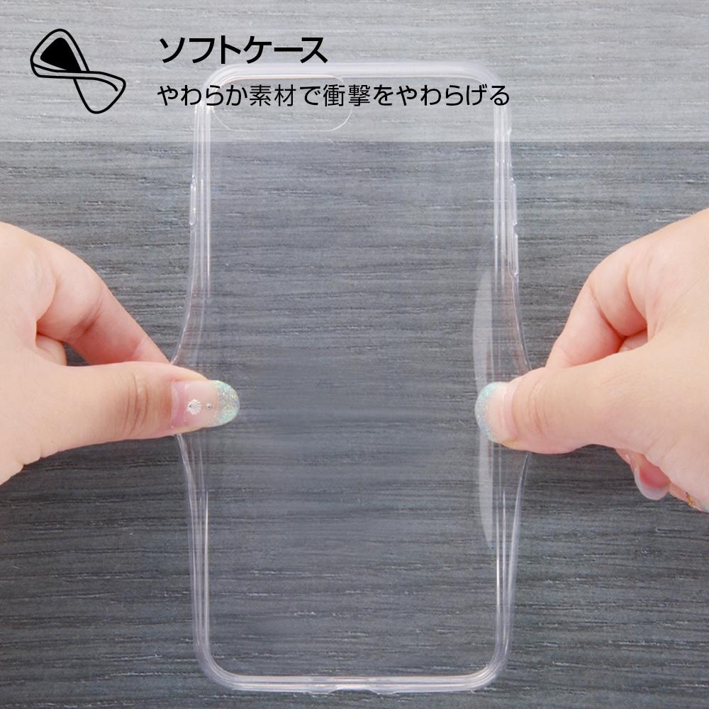 iPhone 8 Plus/7 Plus ディズニーキャラクター/TPUケース+背面パネル/『ディズニーハロウィン』_3【受注生産】