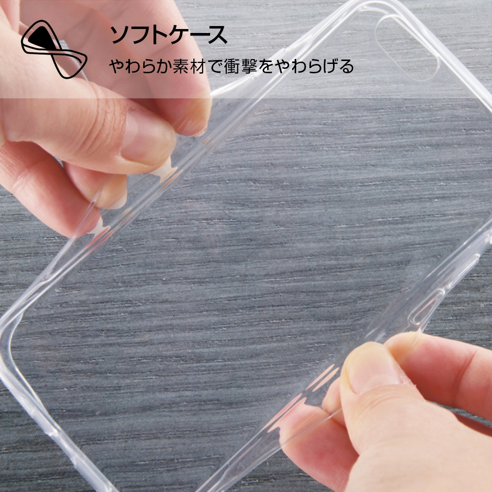 iPhone 6s/6 ディズニーキャラクター/TPUケース+背面パネル/『ヴィランズ』_1【受注生産】