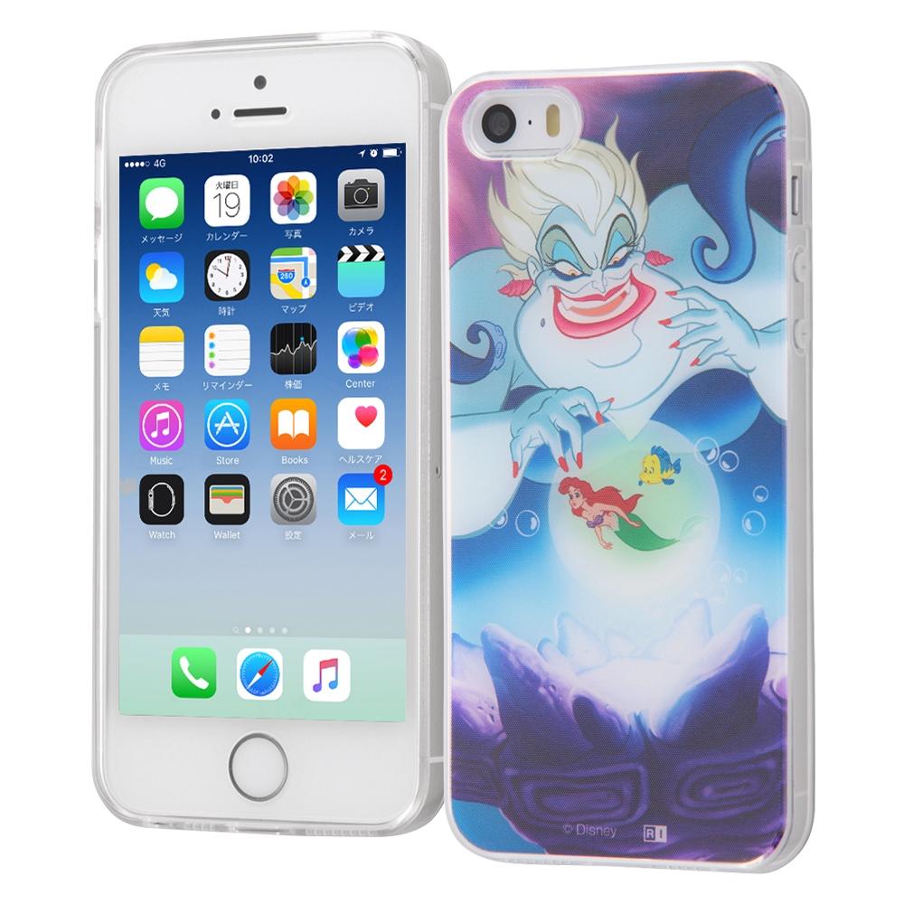 iPhone SE/5s/5 ディズニーキャラクター/TPUケース+背面パネル/『ヴィランズ』_2【受注生産】