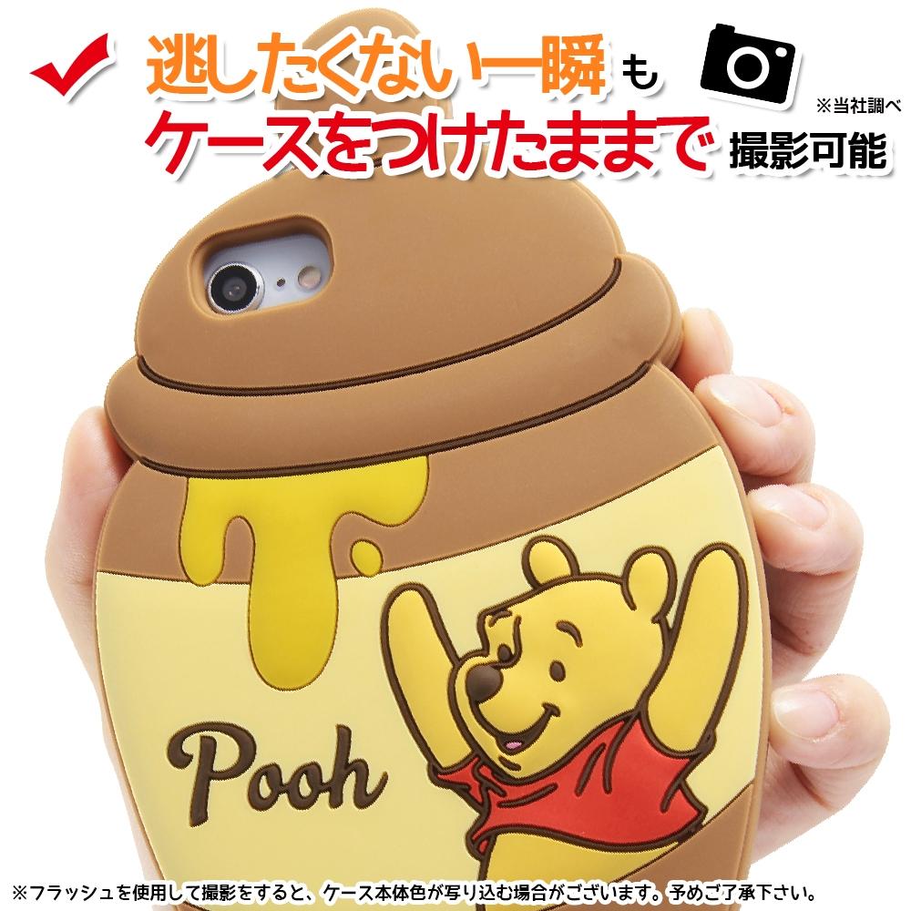 iPhone SE(第2世代)/8/7/6s/6ディズニーキャラクター/シリコンダイカット/ミニー