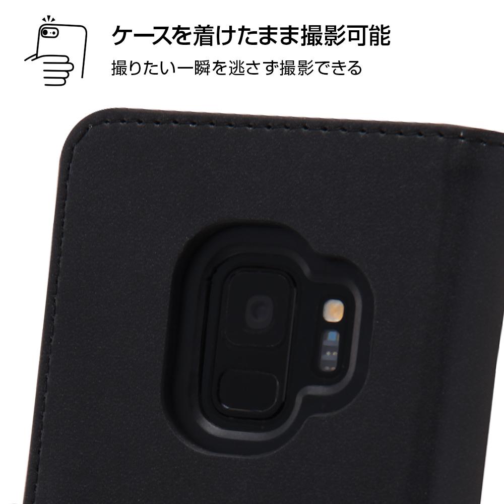 Galaxy S9 『ディズニーキャラクター』/手帳型アートケース マグネット/『ミニーマウス』_016