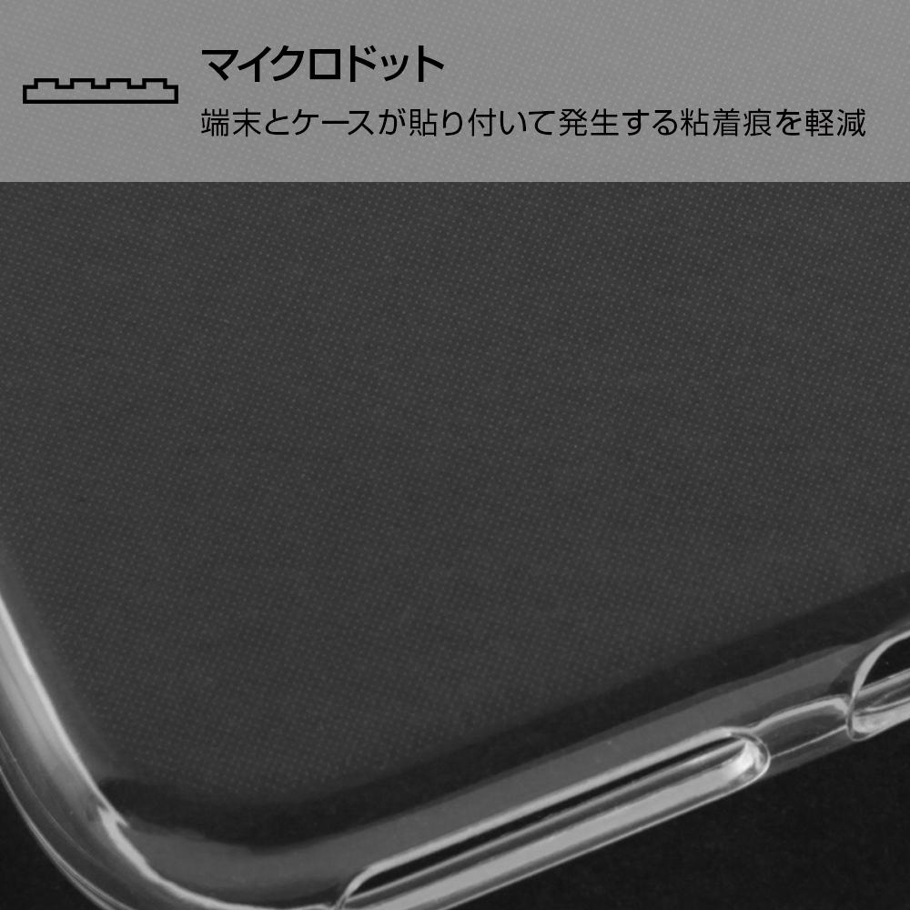 iPhone XS / X /『ディズニーキャラクター』/TPUケース+背面パネル/『Love You』_1【受注生産】