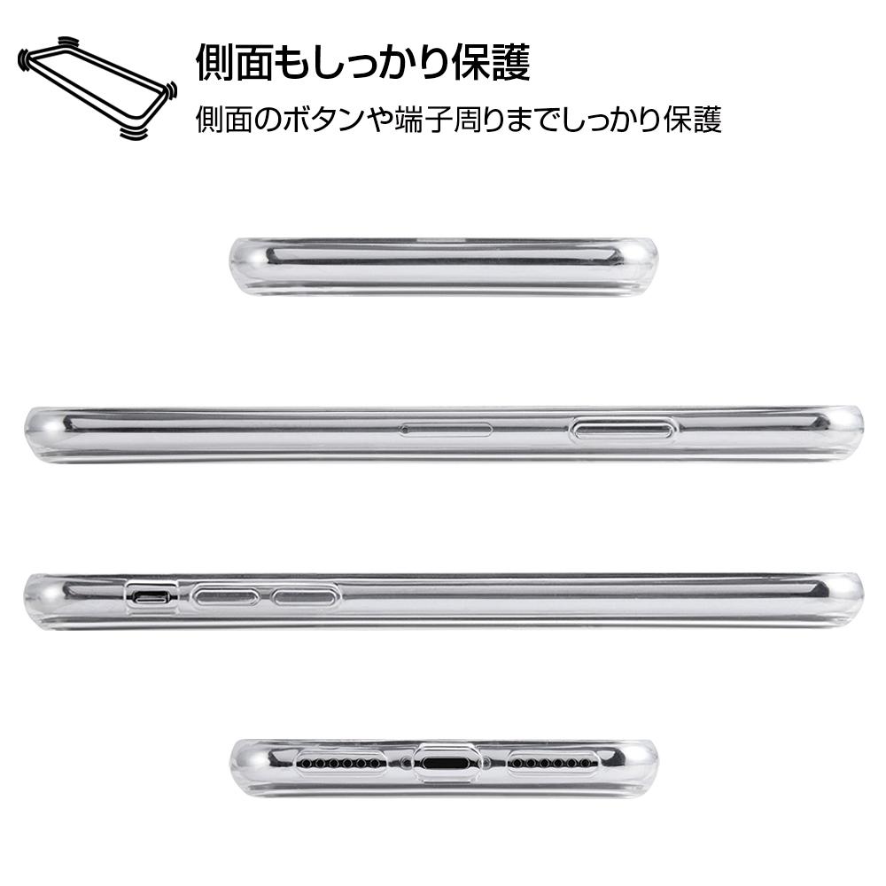 iPhone XS / X /『ディズニーキャラクター』/TPUケース+背面パネル/『ミニーマウス』_11【受注生産】