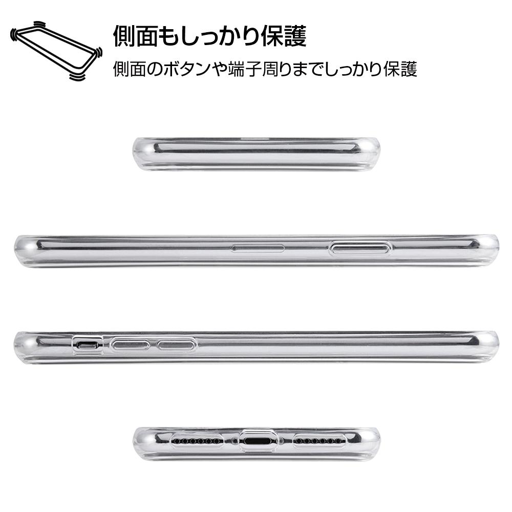 iPhone XS / X /『ディズニーキャラクター』/TPUケース+背面パネル/『くまのプーさん』_31【受注生産】