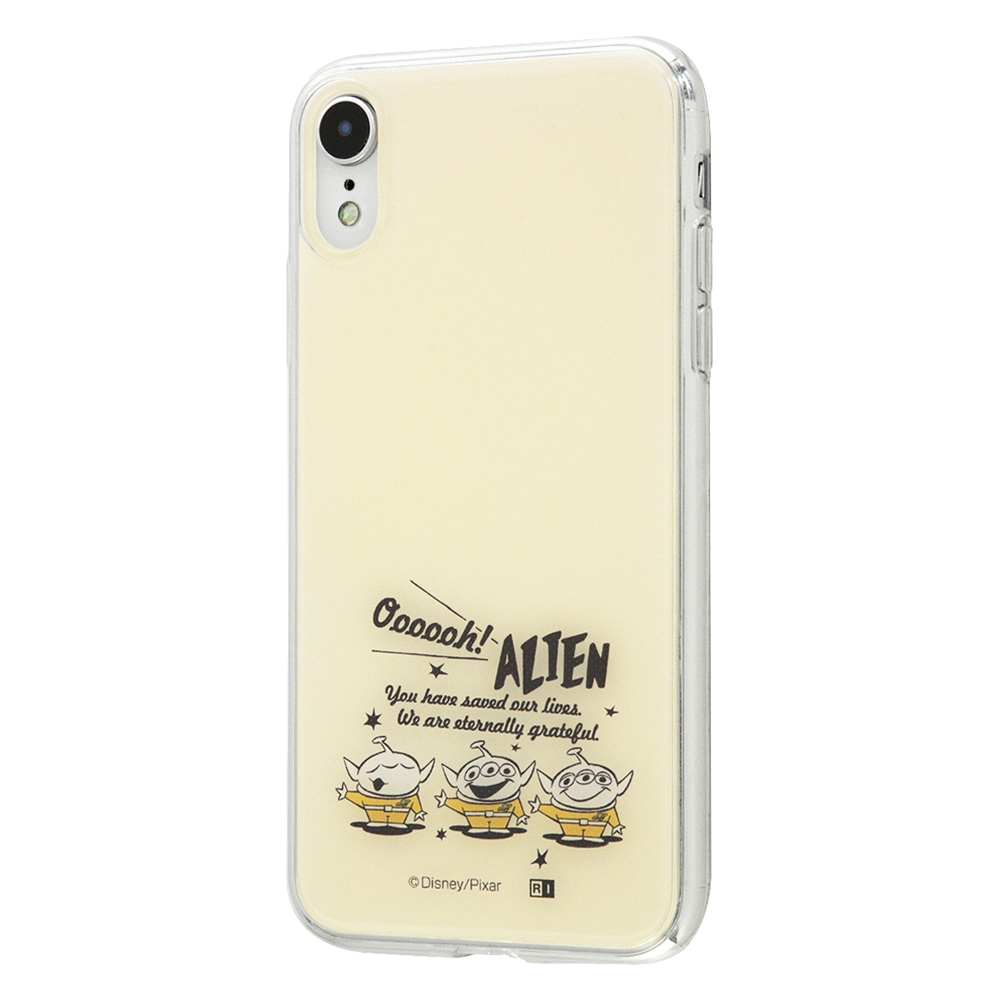 iPhone XR /『ディズニー・ピクサーキャラクター OTONA』/TPUケース+背面パネル/『トイ・ストーリー』_15【受注生産】