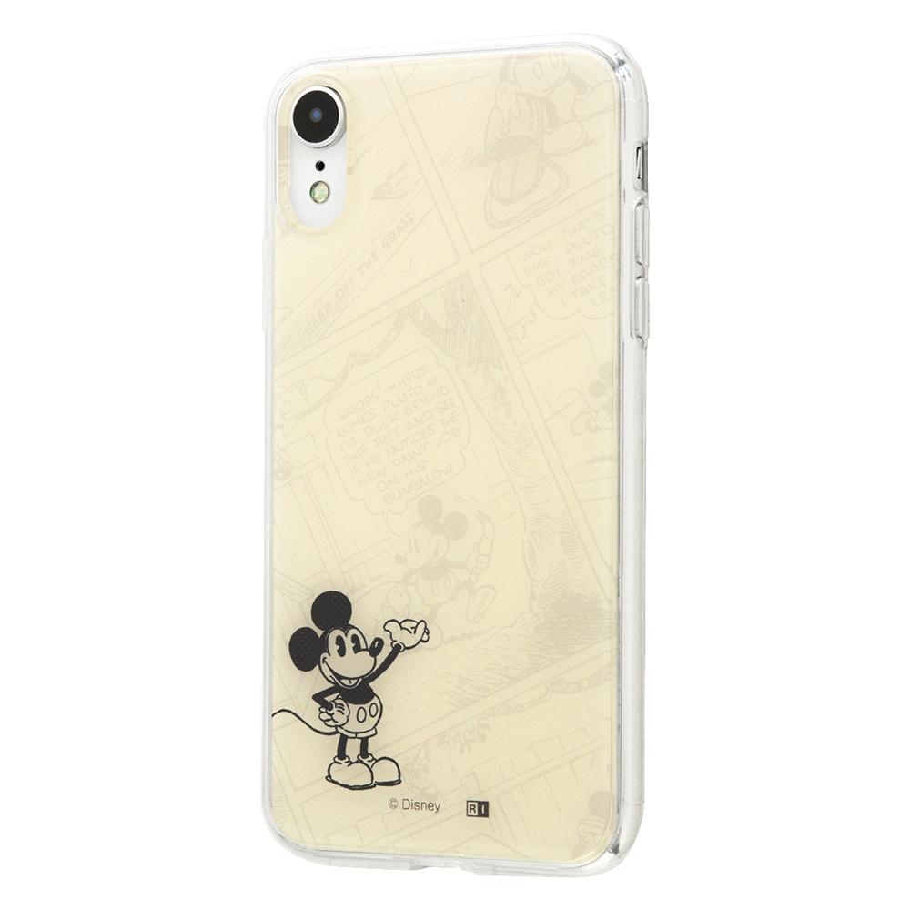 iPhone XR /『ディズニーキャラクター OTONA』/TPUケース+背面パネル/『ミッキーマウス』_16【受注生産】