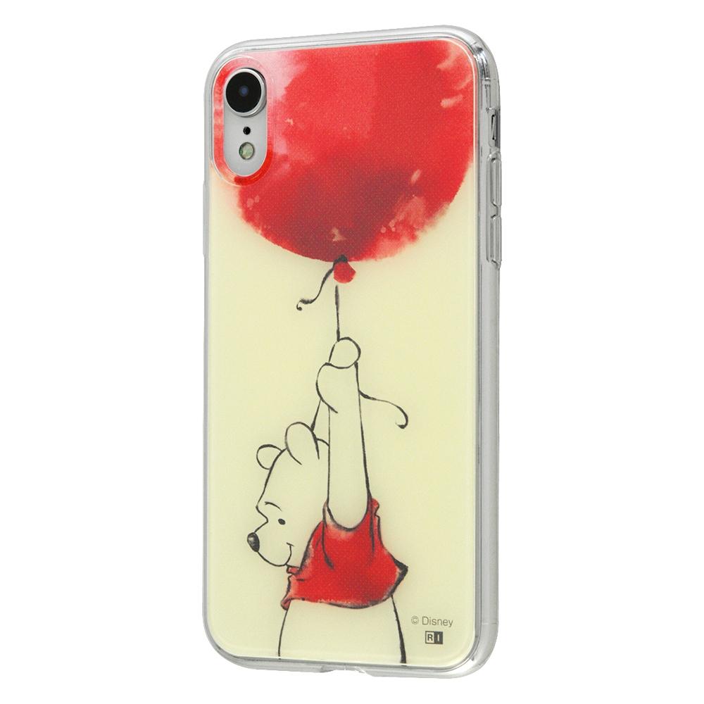 iPhone XR /『ディズニーキャラクター』/TPUケース+背面パネル/『くまのプーさん』_31【受注生産】