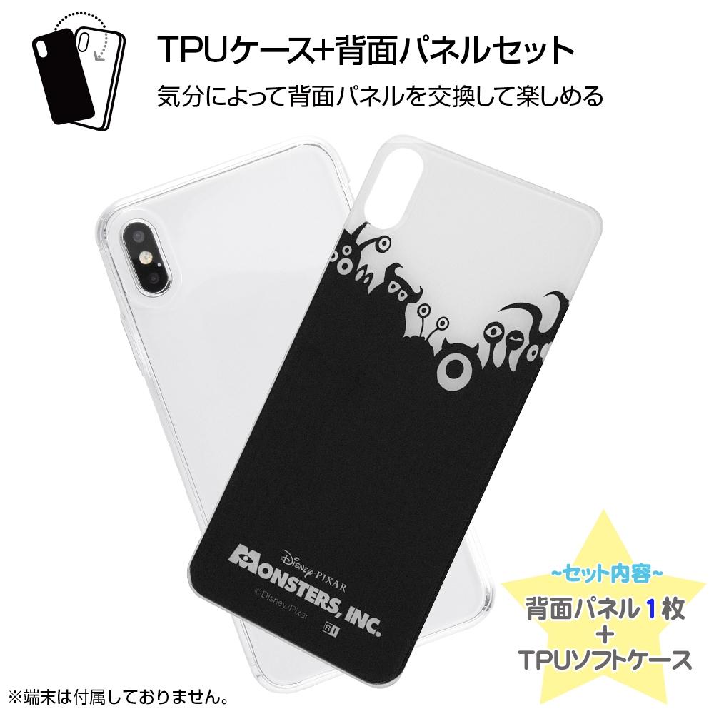iPhone XS Max /『ディズニー・ピクサーキャラクター OTONA』/TPUケース+背面パネル/『トイ・ストーリー』_15【受注生産】