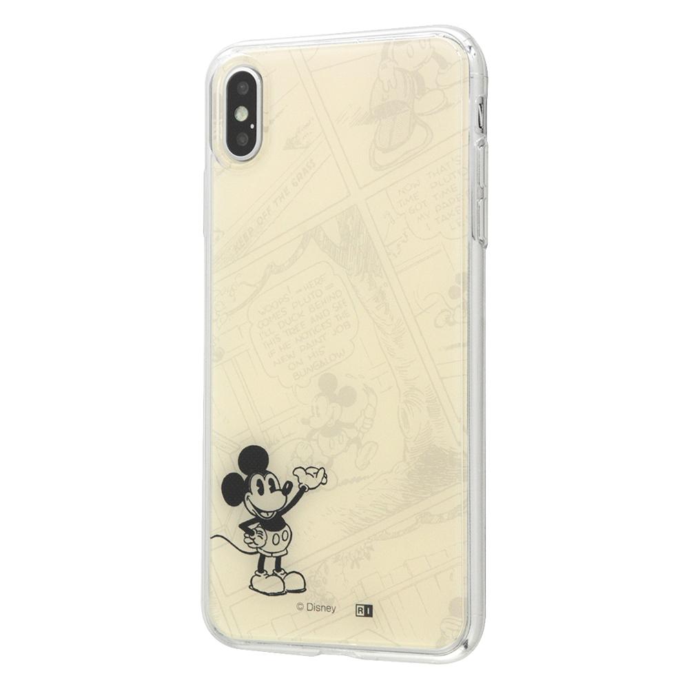 iPhone XS Max /『ディズニーキャラクター OTONA』/TPUケース+背面パネル/『ミッキーマウス』_16【受注生産】