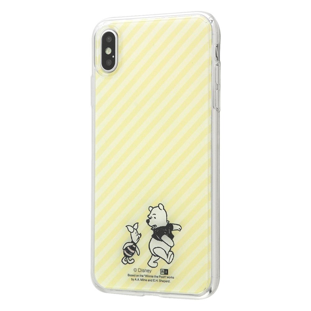 iPhone XS Max /『ディズニーキャラクター OTONA』/TPUケース+背面パネル/『くまのプーさん』_19【受注生産】